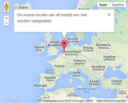 Google maps › Huwelijksfotograaf Yanick Van Weydeveldt